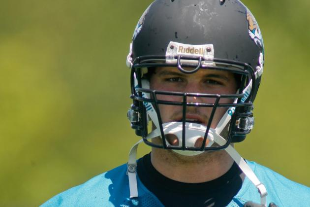 Training Camp Prep Begins for Joeckel, Jags