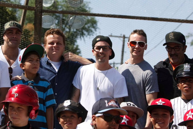 Wedding Proposal Breaks Out During Awesome 'The Sandlot' Reunion