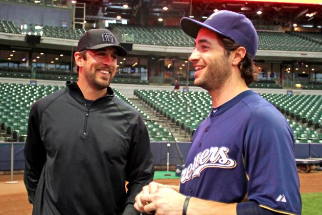 Aaron Rodgers Probably Regrets These Tweets About Ryan Braun's Innocence