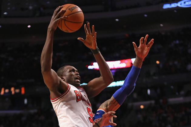 Case For and Against Chicago Bulls Signing Luol Deng to Extension