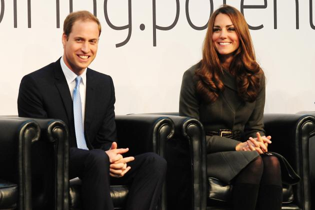 Sports World Reacts to Birth of Prince William, Kate Middleton's Royal Baby Boy
