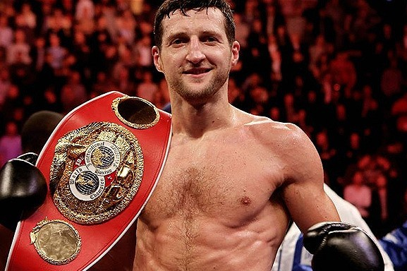 Froch vs. Groves Approved by IBF for November 23