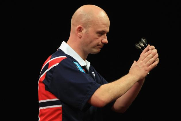 Darts World Matchplay 2013 Results: Surprises Who Will Continue to Prosper