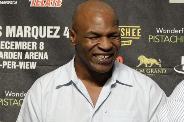 Theft-Hit Boxing Club Founder to Sell off Tyson Belt