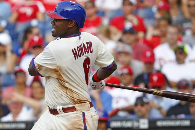 Debate: Does Ryan Howard Own MLB's Worst Contract?