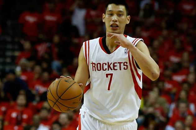 Debate: Would You Like to See Jeremy Lin in a Rockets Uniform Next Season?