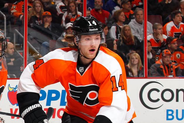 Philadelphia Flyers: Breaking Down Flyers Signing Sean Couturier to Extension