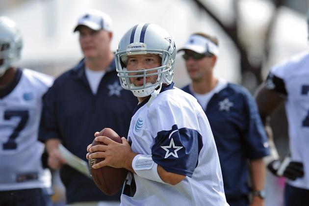 Cowboys Practice Report: Day 2
