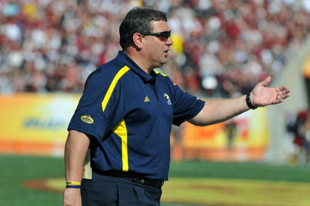 Brady Hoke Reaches out to 12-Year-Old Boy Who Named Brain Tumor 'Michigan'