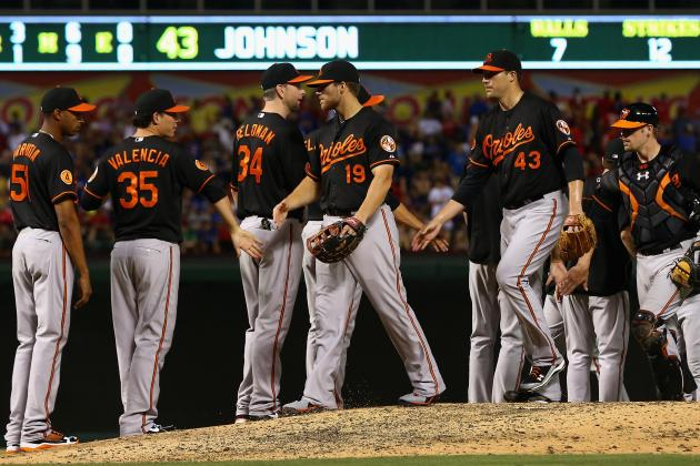 Baltimore O's State of the Franchise at the 2013 Season's 100-Game Mark
