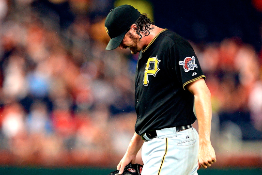 Jason Grilli Injury: Updates on Pirates Pitcher's Forearm