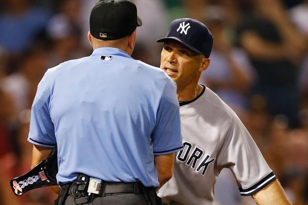 Joe Girardi Is Fed Up
