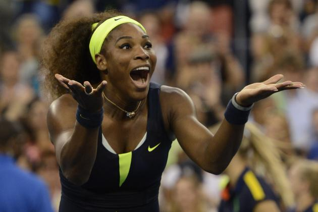WTA Tour: Why Serena Williams Is Set to Dominate the U.S. Open Women's Draw