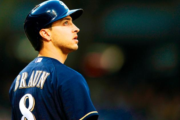 Breaking Down the Ramifications of Ryan Braun's Season-Ending PED Suspension