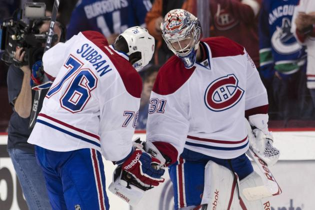 6 Montreal Canadiens Earn Olympic Hockey Camp Invites