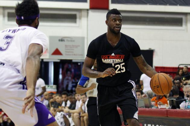 Checklist for No. 25 Pick Reggie Bullock to Thrive With LA Clippers Next Season