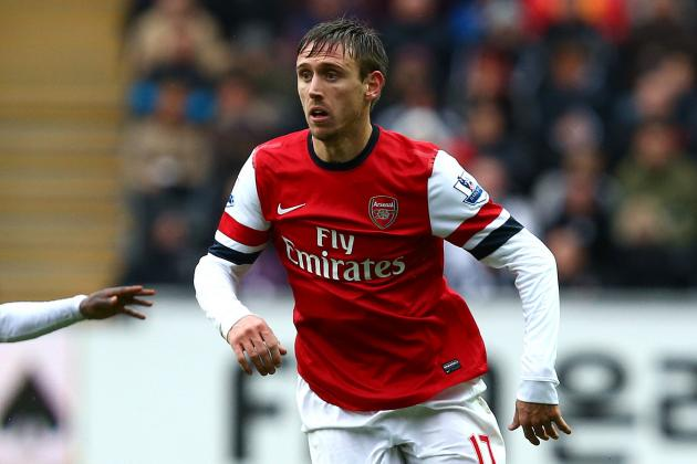 Arsenal Suffer Nacho Monreal Injury Blow