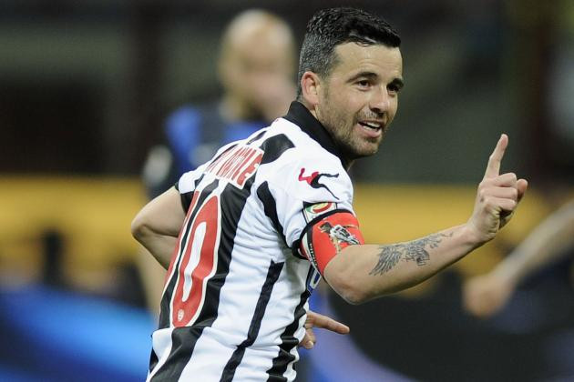 Di Natale: I Turned Down Milan