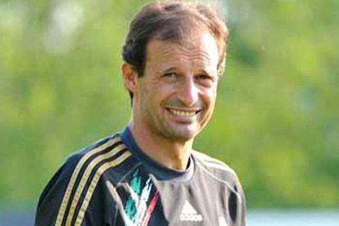Allegri Anxious over AC Milan's Top Three Chances