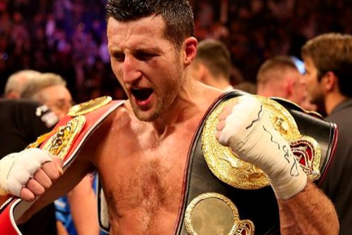 Boxing: Carl Froch to Face George Groves in All-British Fight