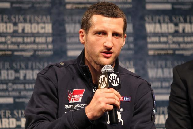 Carl Froch vs. George Groves Fight Announced for 2013