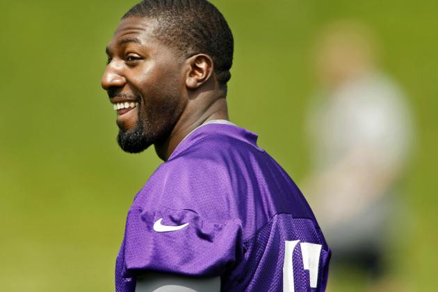 Sneak Peek: Greg Jennings' Influence Expected to Vitalize Young Receiving Corps