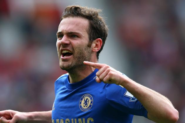 Chelsea Looking to Tie Down in-Demand Juan Mata