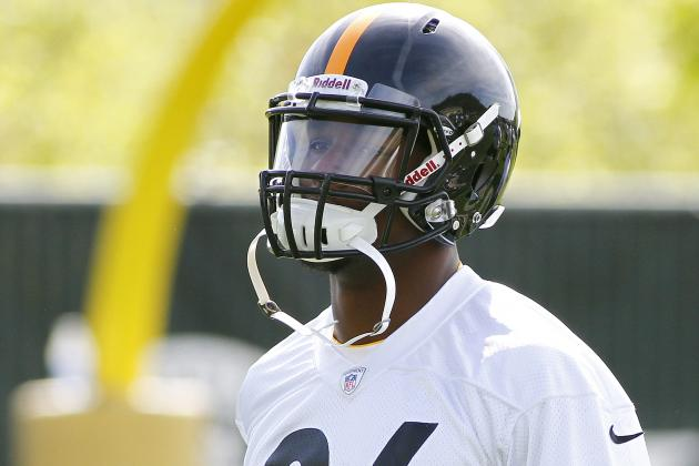 Steelers Hope Bell Is Rookie Rarity at RB