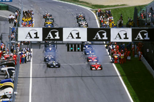 Red Bull Strikes Deal for Austrian GP to Return to F1 Calendar in 2014