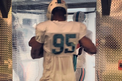 Dion Jordan Comes off Non-Football Injury List