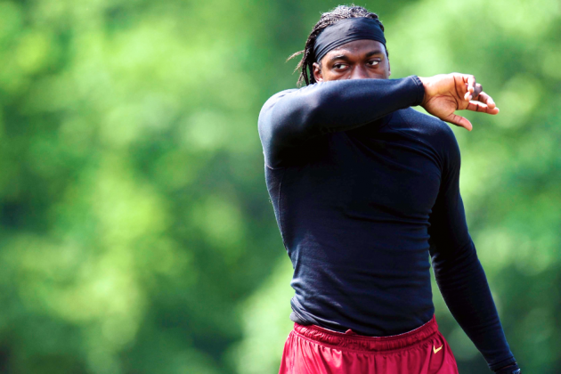 Robert Griffin III Injury: Updates on Redskins QB's Recovery from Knee Surgery