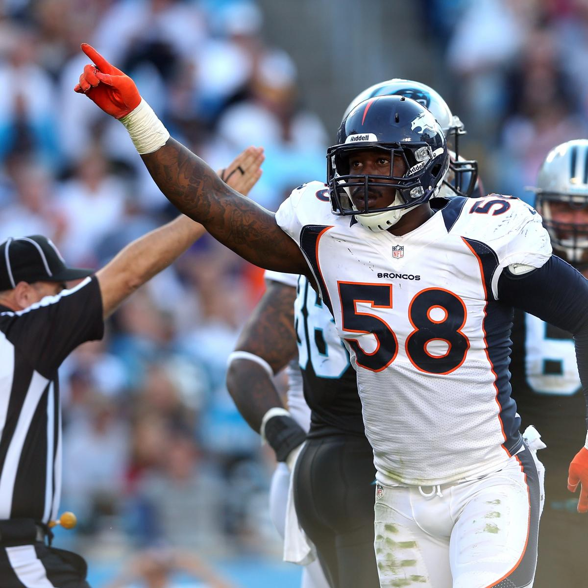Former Broncos Player Arrested: NFL Players Already Suspended To Start 2013-14 Season