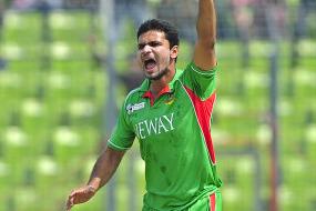 Ayub, Al-Amin Hossain Named in Bangladesh A Squad