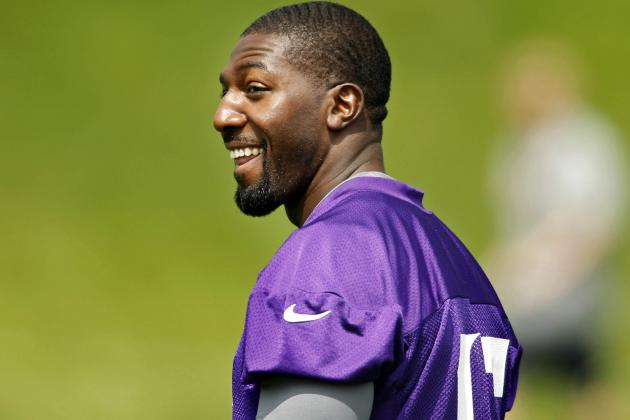 Greg Jennings: There's Structure on Minnesota Vikings