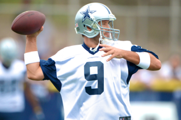 How Can Dallas Cowboys QB Tony Romo Evolve His Game for the 2013 NFL Season?