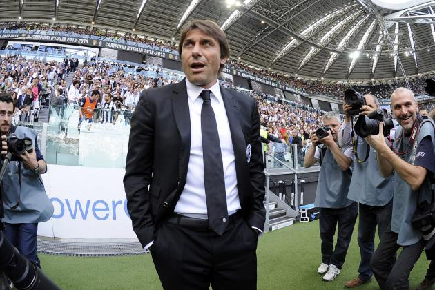Serie A: Will Antonio Conte Stay as Long as Juventus Keep Winning?