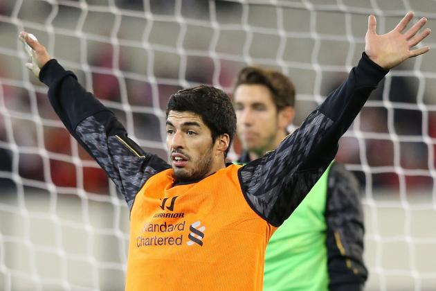 Arsenal Transfer Rumours: Gunners Must Make Luis Suarez Top Priority This Summer
