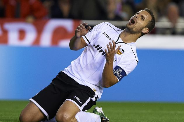 Tottenham: Why Valencia's Roberto Soldado Is the Right Move for Villas-Boas