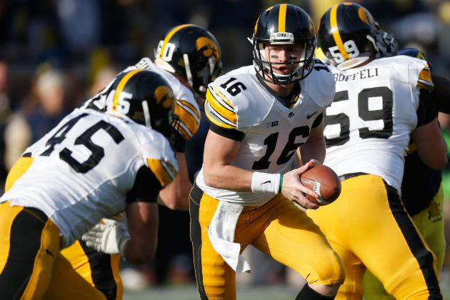 Iowa Football Picked to Finish Fifth in Legends Division