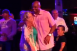 Video: Sir Charles Gets His Groove On at Ray Allen's B-Day