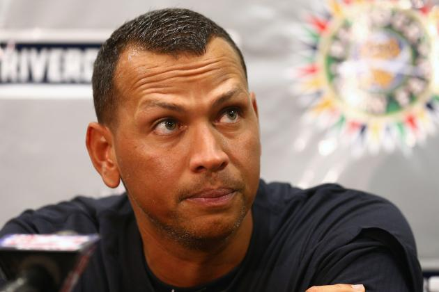 Source: A-Rod Tries to Make Deal with MLB