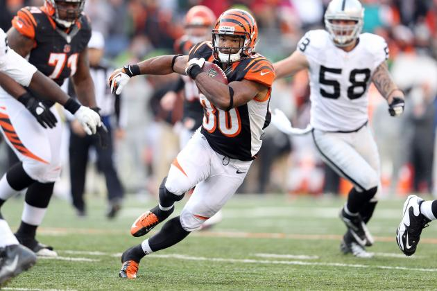 Cincinnati Bengals Bubble Watch: Cedric Peerman vs. Dan Herron