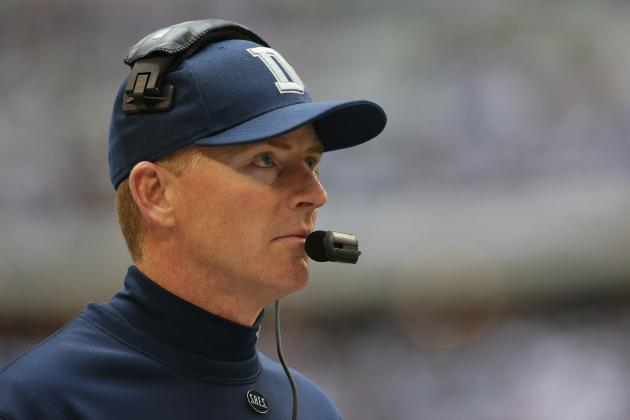 Dallas Cowboys 2013 Season Preview: Is This the End of Jason Garrett?