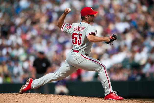 Phils Place LHP Savery on DL, Recall Valdes