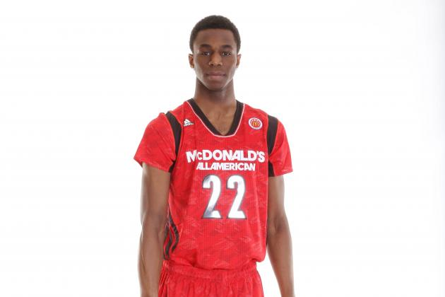 Andrew Wiggins' Biggest Question Marks Heading into Freshman Year at Kansas