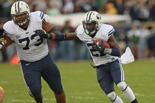 Depth of RBs Gives Atuaia Many Options in '13