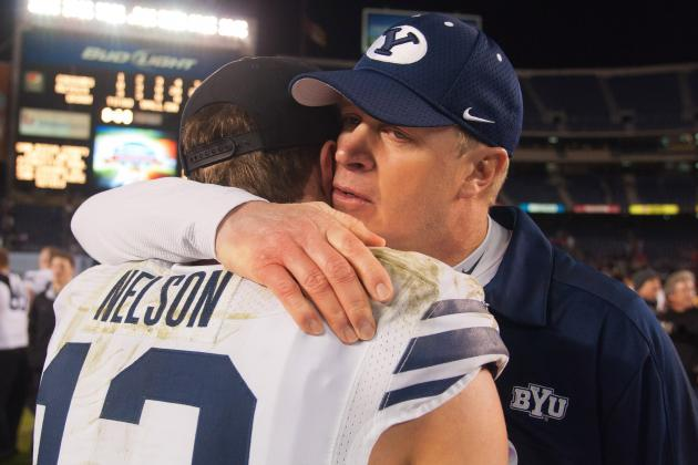 Where Would a Major College Football Split Leave Independent BYU?