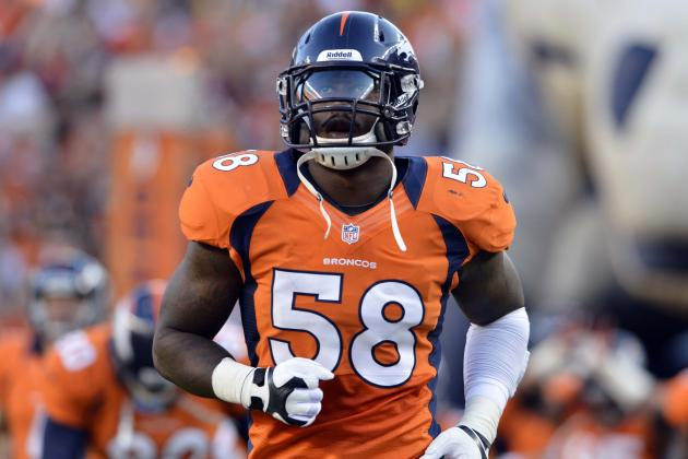 Do the Denver Broncos Really Need Von Miller to Win?