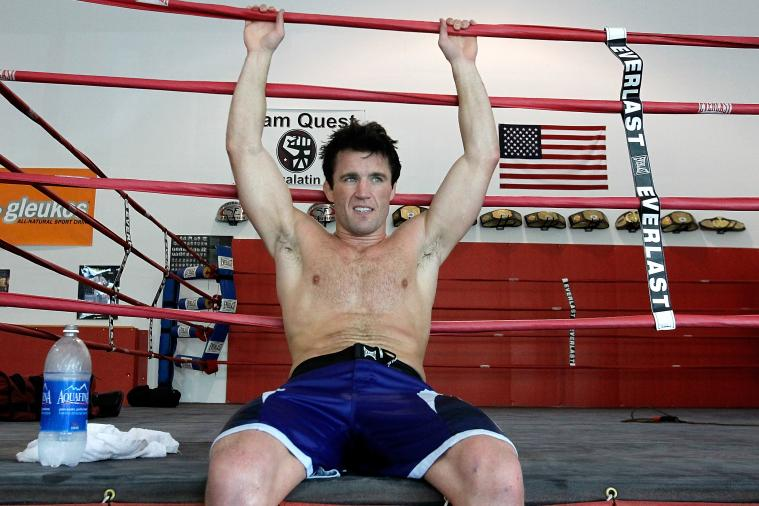 Chael Sonnen Has TRT Exemption Approved for UFC Fight Night 26 Against Shogun