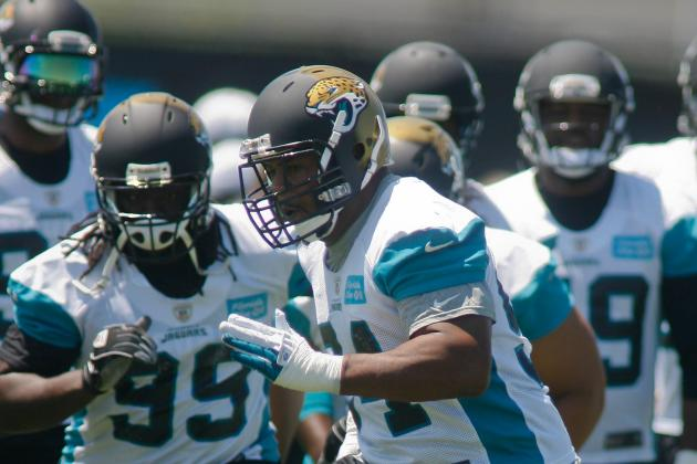 Sizable Rebuilding Job on Defensive Line for Jaguars